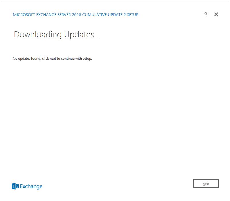 Downloading Update