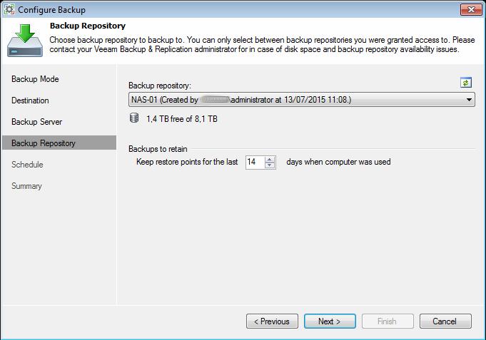 Backup Repository 2